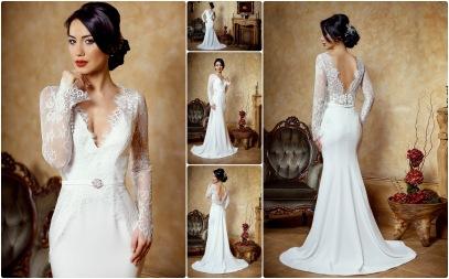 Collection Silhouette Bride 2016